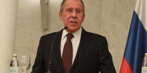 Rusya'dan 'Suriye' açıklaması