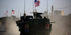ABD Suriye'yi Yıkmadan Çıkmayacak