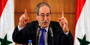 Suriye: Kimyasal Uzman Heyetiyle Birlikte Çalışmaya Hazırız