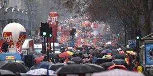 Fransız üniversitelerindeki eylemler büyüyerek sürüyor