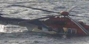 İran'da helikopter düştü: 2 ölü 2 kayıp