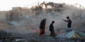 Koalisyon güçleri sivilleri vurdu: 14 ölü!