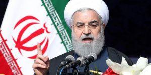 İran Cumhurbaşkanı Ruhani'den ABD'ye suçlama