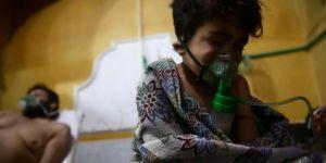 Kimyasal Silahları Yasaklama Örgütü Duma'ya girdi