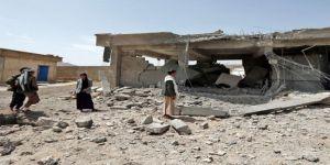 Koalisyon uçakları düğün evini vurdu: 20 ölü!