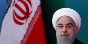Ruhani'den Trump'a: Senin siyaset geçmişin yok,Hukuk geçmişin yok...