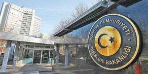 Ankara: AB'nin Açıklamalarını Reddediyoruz