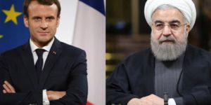 Macron û Rûhanî li ser nukleerê li hev kirine