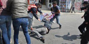 İşçi bayramında 66 kişi gözaltına alındı