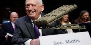 Mattis'in, Rus silahları alan müttefiklere yaptırım isteği