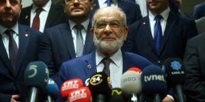Karamollaoğlu, cumhurbaşkanı adaylığı başvurusu yaptı