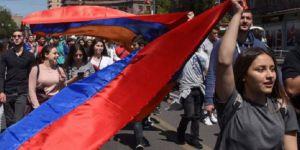 Ermenistan: Şehre kimse giremiyor!