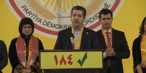 Barzani: Bizim Talebimiz Bağımsızlık!