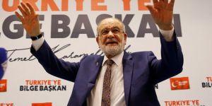 Saadet: 'Hedef sadece İstanbul'dan 200 bin'