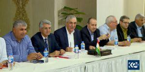 KDP'den Afrinliler'e çağrı