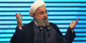 Ruhani'den ABD'ye ambargo mesajı