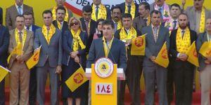 Barzani: KDP'ye düşmanlık yapmaktan vazgeçin