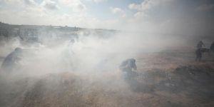 Gazze'de 34 sağlık çalışanı boğulma tehlikesi geçirdi