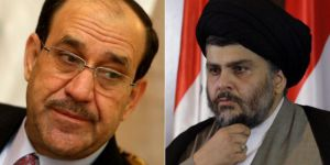 Sadr: Maliki'yle asla