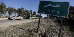 Rusya: Humus'tan tahliyelerde sona gelindi