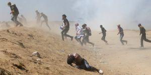 BM raportörü Lynk: Gazze'de yaşananlar savaş suçu