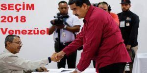 ABD baskısı altında Venezüella seçimde