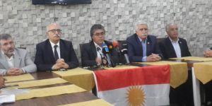 5 Kürt partisi: İddialar gerçek dışı