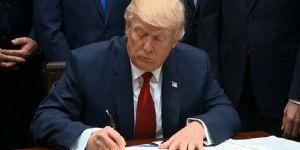 Trump'tan yeni yaptırım kararı