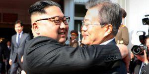 Koreli liderlerden Trump zirvesi