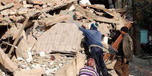 Hindistan'da şiddetli fırtına nedeniyle 34 kişi öldü