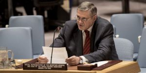 BM'den Bağdat'ta 'kapsayıcı olun' çağrısı