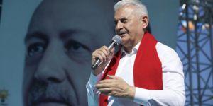 Başbakan Binali Yıldırım:Benim de geçmişim Kürt