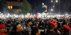 Ürdün'de protestolar devam ediyor