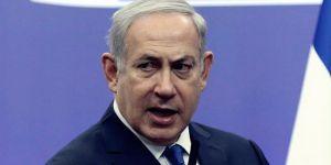 Siyonist Netanyahu'dan Suriye'ye tehdit