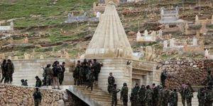Şengal'de Peşmerge ve Haşdi Şabi arasında gerginlik tırmanıyor