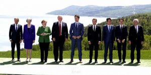 G7 Zirvesi'nin sonuç bildirgesi sonuçsuz çıktı