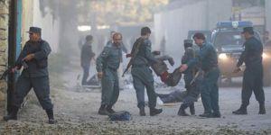 Afganistan hükümetine saldırı: 12 ölü, 30 yaralı