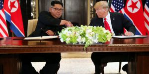 Trump ve Kim anlaştı