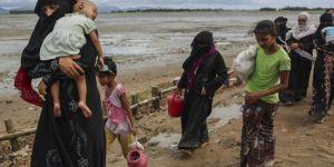 Muson yağmurları 11 bin Arakanlıyı vurdu