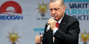 Erdoğan: Demirtaş'ın adaylığı yanlış, bir an önce düzeltilmeli