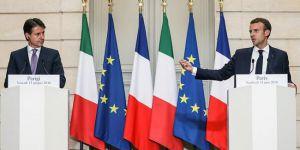 Macron: Avrupa yanlış yolda