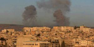 Afrin'de Şiddetli patlama!