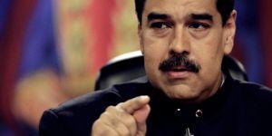 Maduro: Zehirli engerek ağzını açtığında daha güçleniyorum