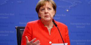 Merkel: Türkiye'ye proje bazında ödeme yapılacak