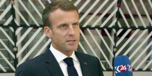 Macron: Sonunda orta yolu bulduk