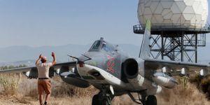 Rusya'nın hava üssüne saldırı