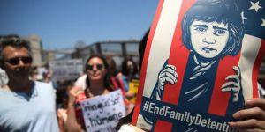 Trump, ABD'de 700 kentte protesto edildi