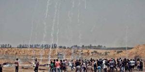 ''Hamas İşgal Rejimine İki Gol Attı''