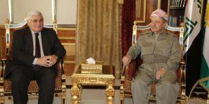 Barzani: Kürdistan için garanti...