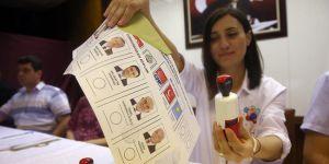 Kesin seçim sonuçları Resmi Gazete'de